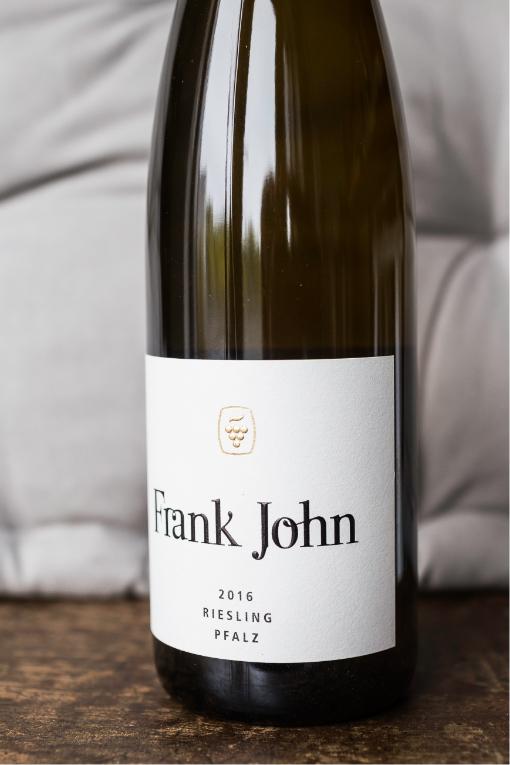 Frank John Weine