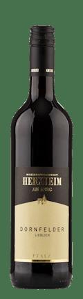 2018 Dornfelder Rotwein lieblich