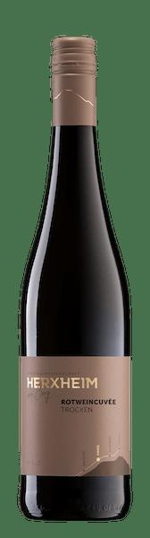 2019 Rotweincuvée Trocken