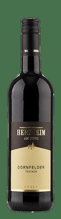 2017 Dornfelder Rotwein trocken