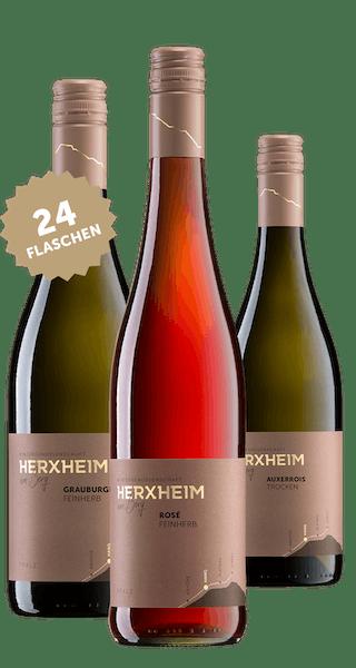 2019 Angebot: 24 Flaschen Frühlingsboten