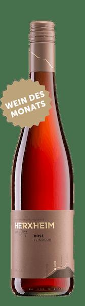 2019 Rosé Feinherb *Wein des Monats*