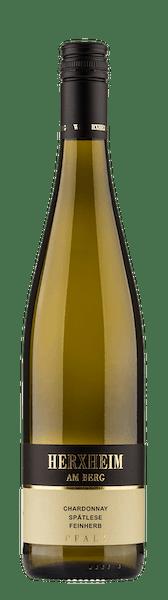 2018 Chardonnay Spätlese Feinherb