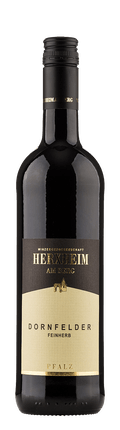 2018 Dornfelder Rotwein Feinherb