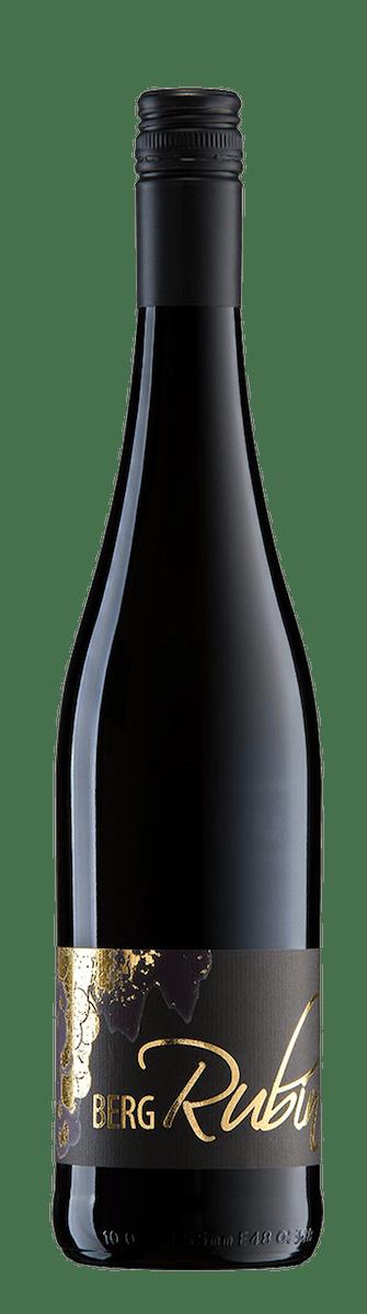 2018 BERGRUBIN Rotwein trocken