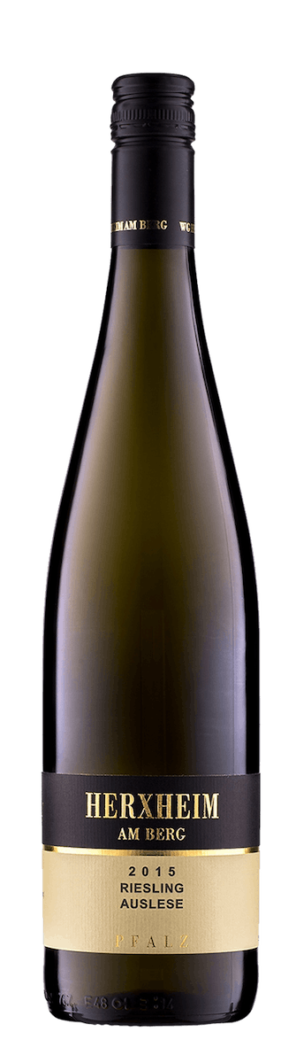 2017 Riesling Auslese