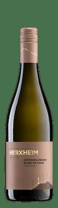 2019 Spätburgunder Blanc de Noir trocken