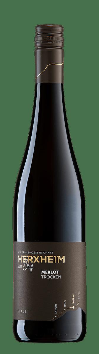 2018 Merlot Rotwein trocken