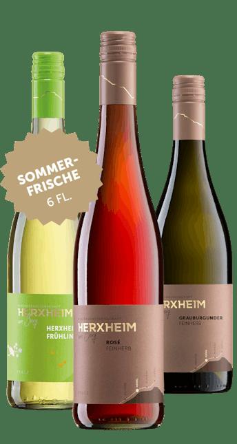 Angebot: 6 Flaschen Sommerfrische