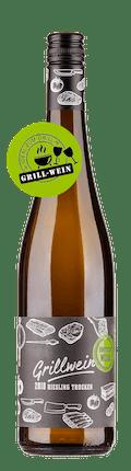 2018 Grill Wein - Riesling trocken