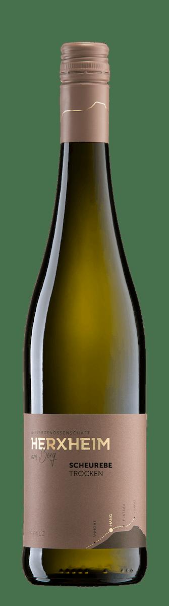 2019 Scheurebe trocken