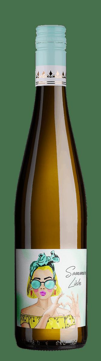 2020 Sommerliebe       Weissweincuvée trocken