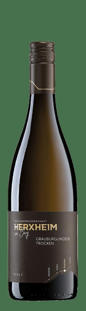2019 Grauburgunder trocken