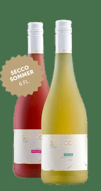 Angebot: 6 Flaschen Sommer Secco