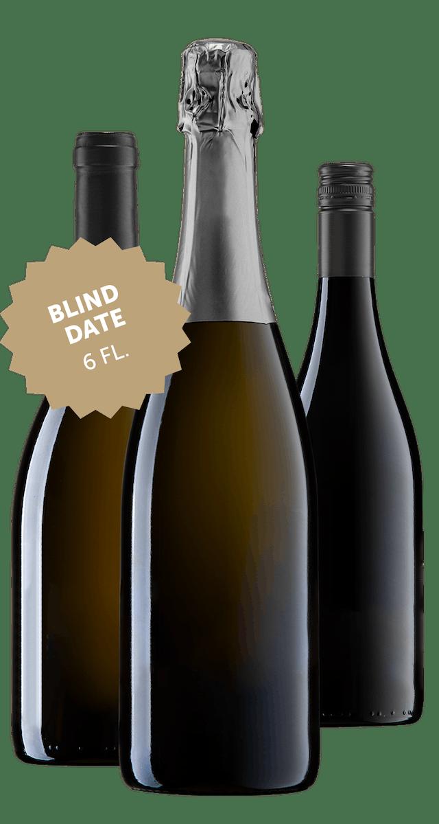Angebot: 6 Flaschen Blind Date