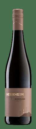 2019 Dornfelder Rotwein lieblich
