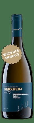 2018 Sauvignon Blanc Fumé trocken WEIN DES MONATS
