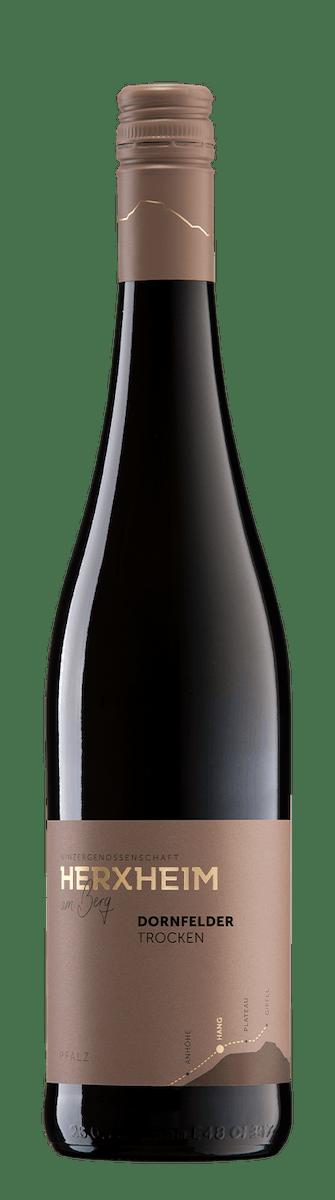 2018 Dornfelder Rotwein trocken