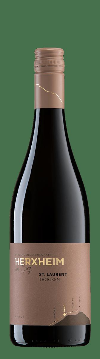2019 St. Laurent Rotwein trocken