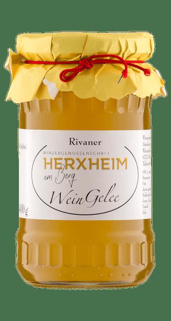 Wein Gelee Rivaner 400g