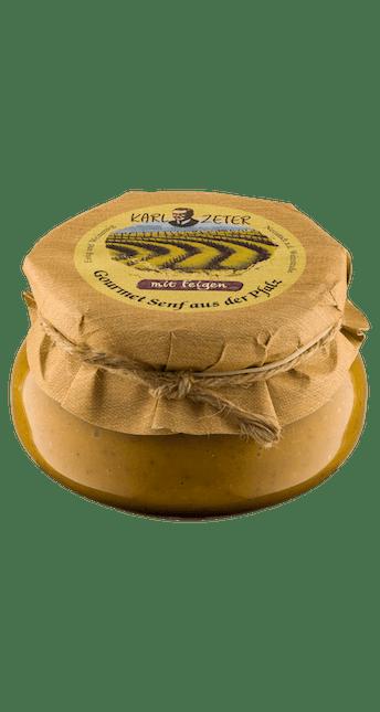 Gourmet Senf mit Feigen 250ml