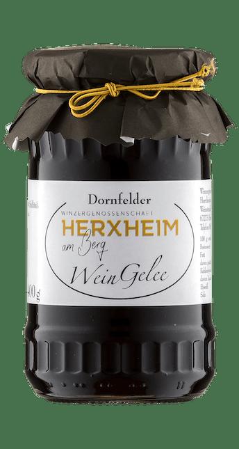 Wein Gelee Dornfelder 400g
