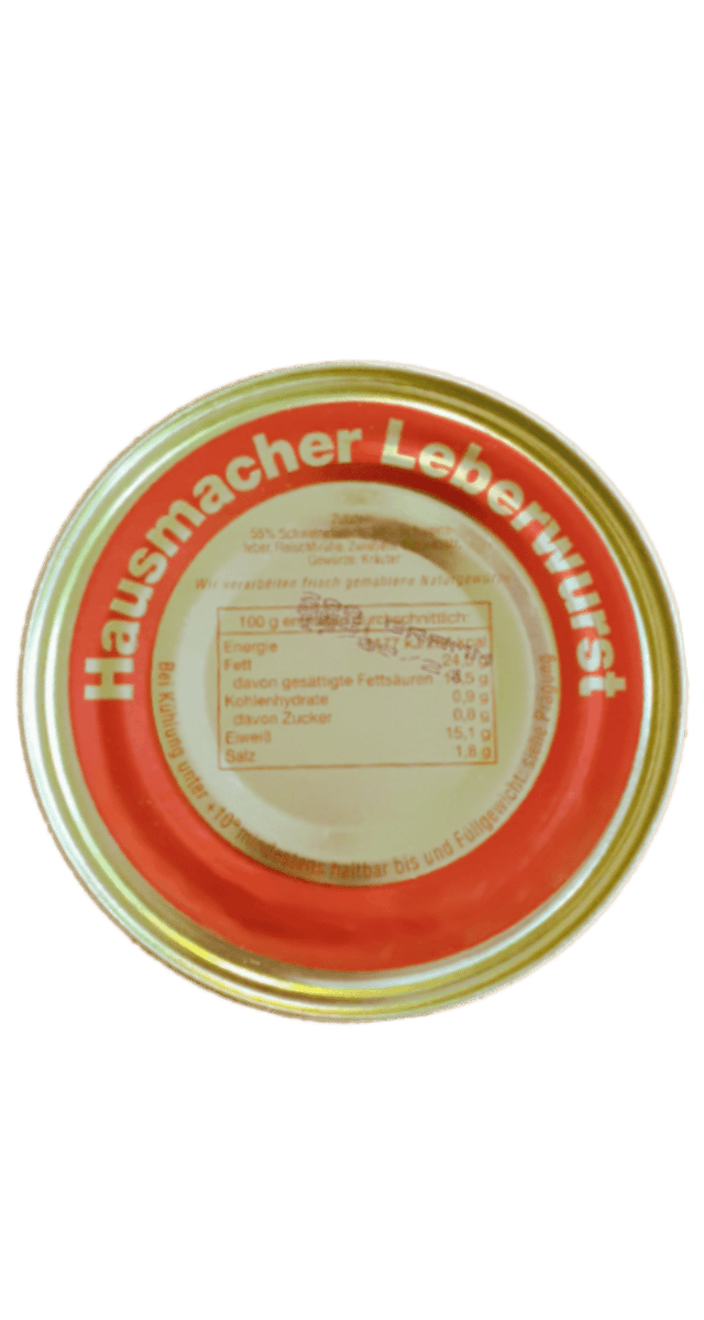 Leberwurst 200g