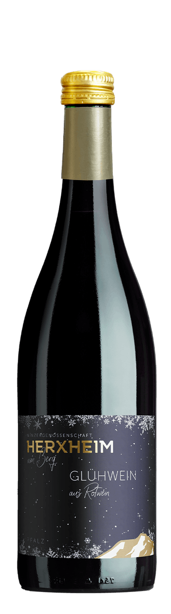 Glühwein aus Rotwein