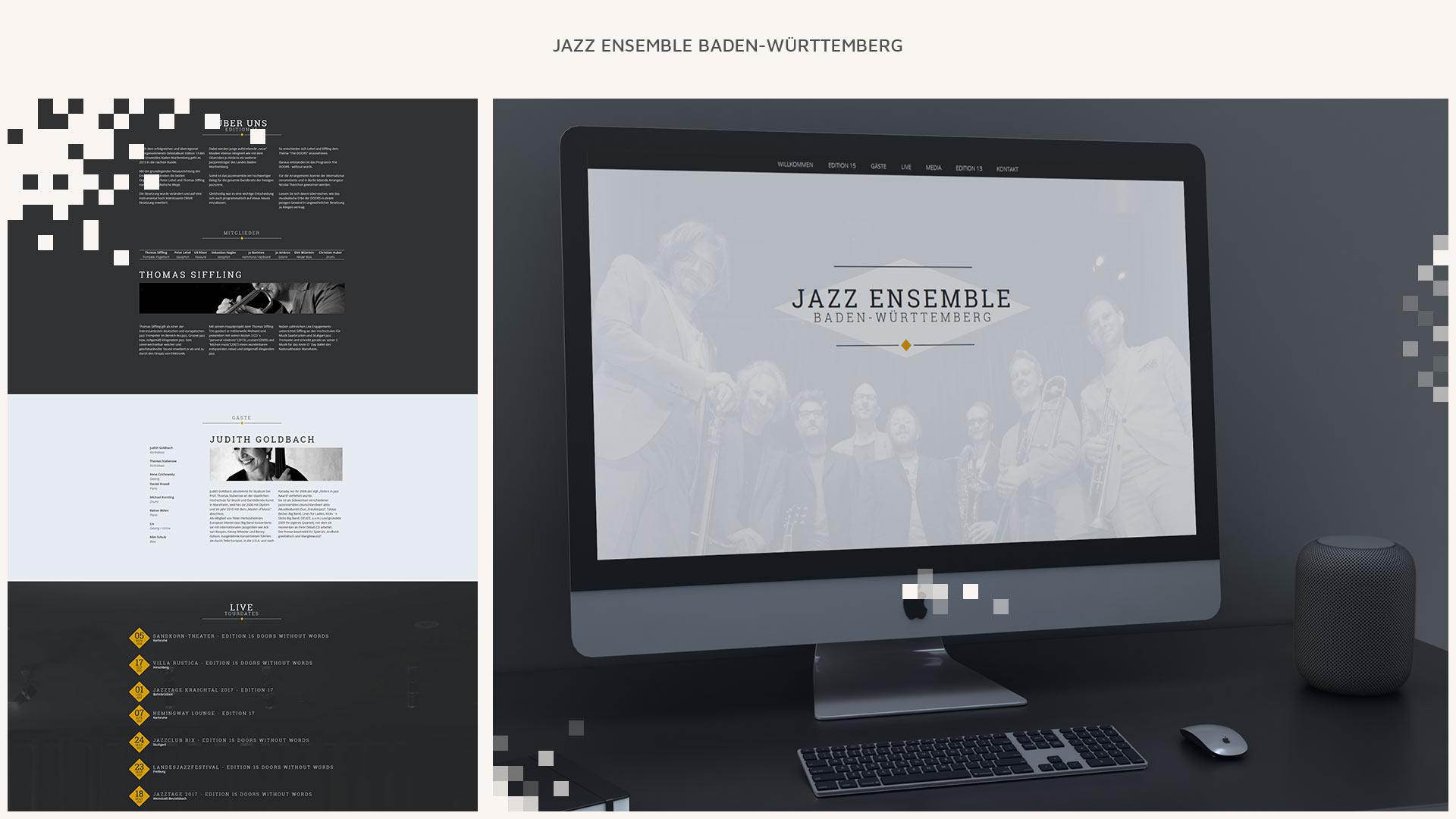 Jazz Ensemble Baden-Württemberg